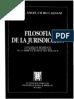 Filosofía de la Jurisdicción