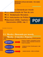 Unidade III - Mercados Monetários Slides