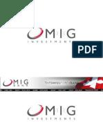 MIG Bank Presentation 1