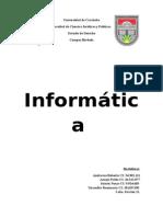 Uso, Impacto y Perspectiva del uso de las T.I.C en la Administración de Justicia de Estados Unidos de Norteamérica.
