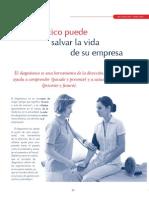 El Diagnostico Puede Salvar La Vida de Su Empresa-GAM.mel