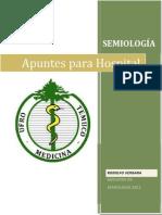 Libreta Semiologia Completa 3.0
