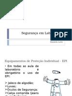 seguranaemlaboratrio-131105123345-phpapp02.pptx