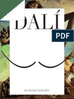 Biografía Salvador Dalí