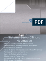 Sistema Servo Cilindro SMC