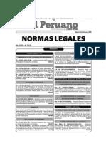 Normas Legales 10-02-2015 [TodoDocumentos.info]