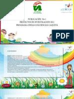Resultados Del Programa Ondas_2011