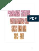 Perancangan Strategik BC 2015 -2017
