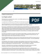 09-02-15 La Frágil Unidad - La Jornada Guerrero