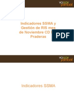 Presentacion Indicadores Ssma