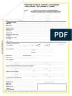 Passport Appl Form (Child) 12 Inch PDF