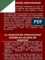 La negociación internacional.ppt