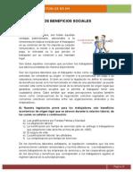 BENEFICIOS SOCIALES CONVENCIONALES casi final (Auto.docx