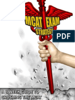 MCAT Exam Strategy eBook