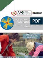 Cooperacion Sur Sur y Triangular Colombia