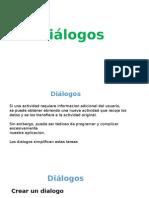 Dialogos en Android