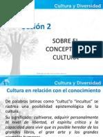 Presentación Cultura y Diversidad Semana 2