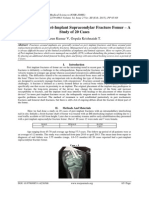 Management of Peri-Implant Supracondylar Fracture Femur  –   A Study of 20 Cases