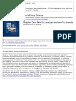 Military Balance '14 - Chp 1