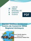 clasificación residuosccs