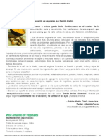 __ La Cúrcuma, Gran Antioxidante y Antiinflamatorio