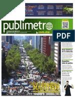 Publimetro Mexico 10 FEB 2015
