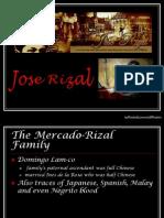 Rizal Family