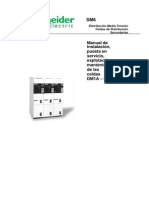 2009 Manual SM6 DM1 24kV