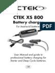 ctek New Xs800 En