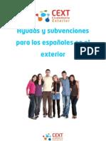Ayudas y subvenciones para los españoles en el exterior