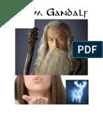 Team Gandalf Mug