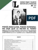 Número Completo Issue 11 September 1995. Número Completo