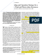 06203392 Dynamic Modeling and Operation Strategy for a Microgrid With Wind and Pv Resource