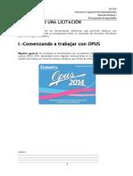 Opus 2014 Mod-1
