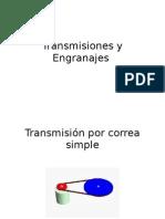 Transmisiones y Engranajes