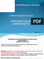 Fondos Federales
