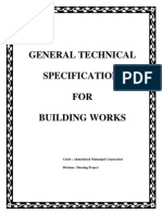 Gen Tech Specification