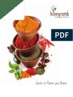 Honeycomb Brochure