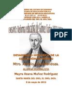Ensayo Reforma Educativa de 1833.1834