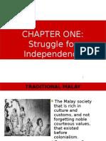 Malaysian Studies CHAPTER 1