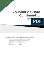 Foundation Data _ Part 2
