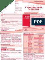 Prac Guide 2 Audit 2009