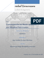 Bifenilos Policlorados (PBC)