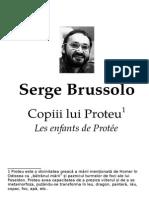 Serge Brussolo - (1979) Copiii Lui Proteu v.2.0