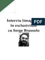 Interviu (Imaginar) in Exclusivitate Cu Serge Brussolo v.2.0