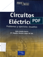 Circuitos Eléctricos. Problemas y Ejercicios Resueltos