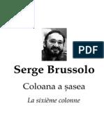 Serge Brussolo - (1985) Coloana a Sasea v.2.0