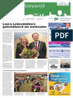 Kijk Op Reeuwijk Wk7 - 11 Februari 2015