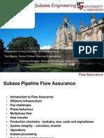 Flow Assurance Introduction