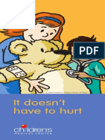 Painbrochure Pediatrics